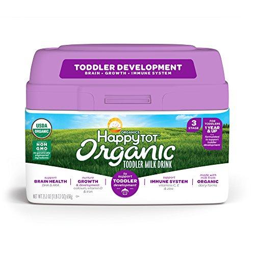 Happy Baby Organic Stage 2 Infant Formula Milk Based ...